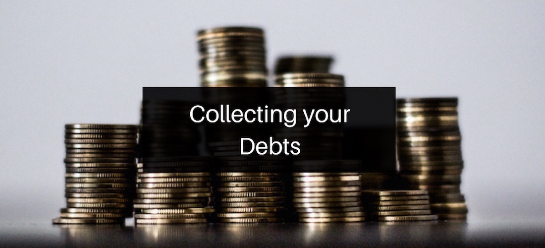 Collecting your debts