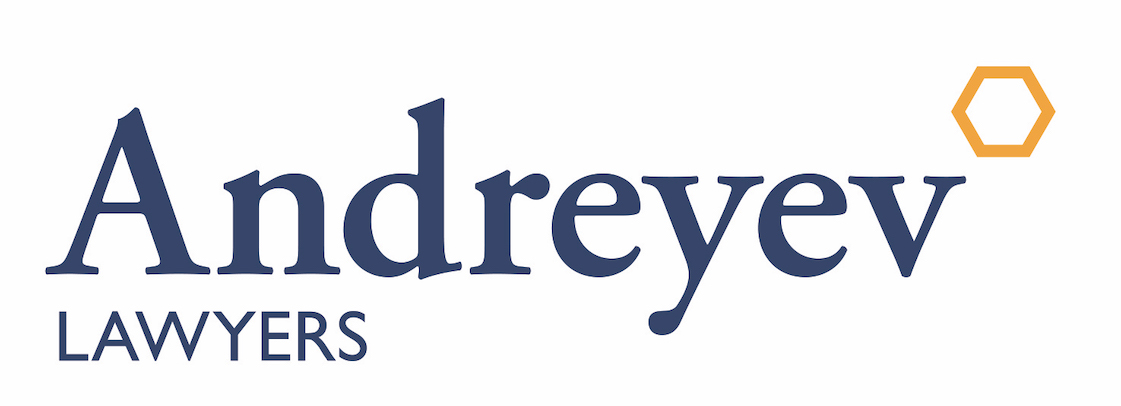 Andreyev Lawyers Email Logo