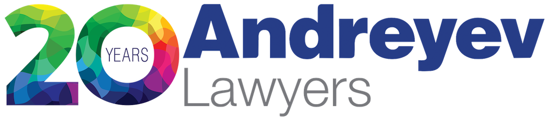 Andreyev Lawyers 20 Years