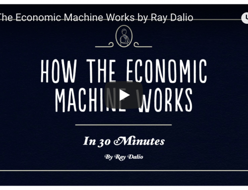 How the economy works in 30 minutes – by Ray Dalio