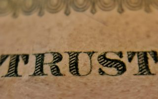 Controlling a family trust